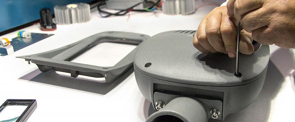 LED5V. Renovación tecnológica continua. Diseño modular. 2