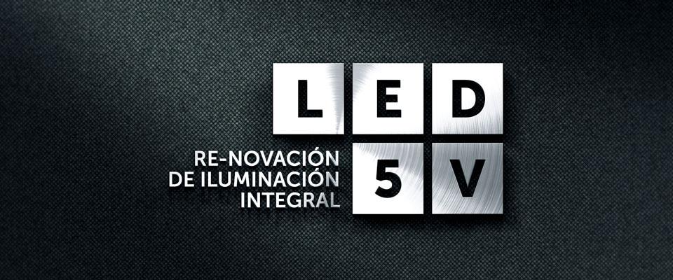 LED5V. Corporativo. Contenedor 1