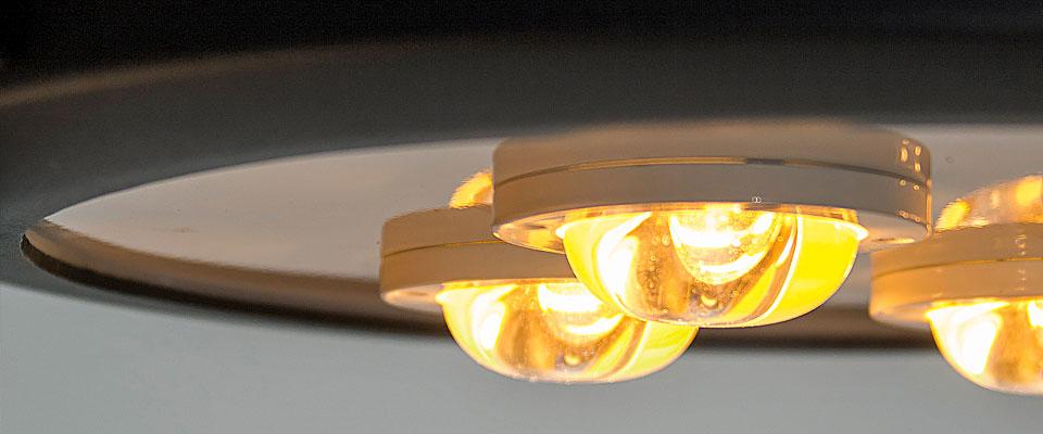 LED5V. Iluminación en espacios públicos. El diodo LED ámbar