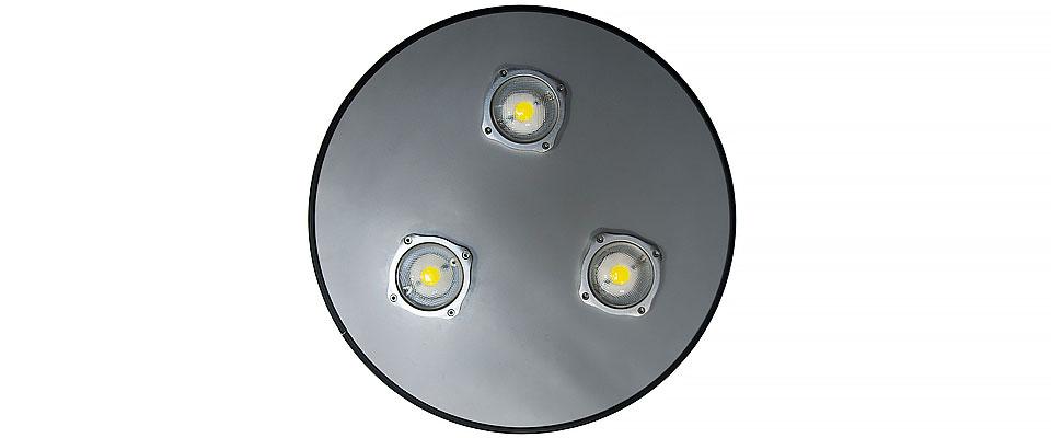 LED5V. Nuestras luminarias. Iluminación industrial. Renovar a LED manteniendo la envolvente. Nuevo Plato