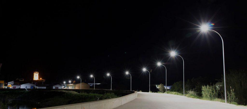 LED5V. Espacios públicos