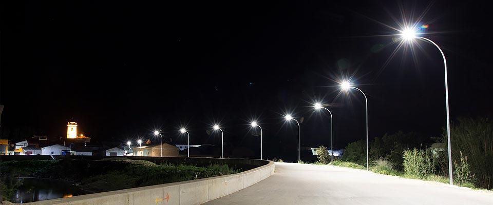 LED5V. Nuestros Proyectos. Espacios Públicos. Cabañas #1