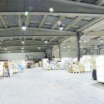 LED5V. Nuestros proyectos. Iluminación industrial. Callizo #2