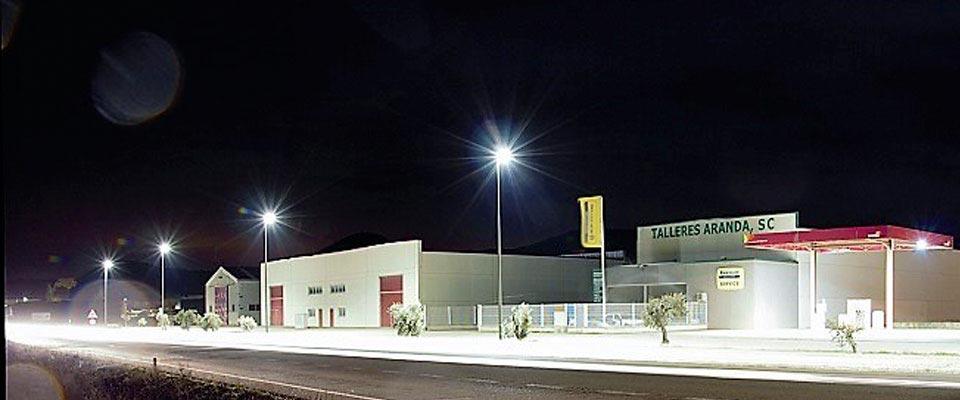 LED5V. Nuestros Proyectos. Espacios Públicos. Sierra de Luna #2