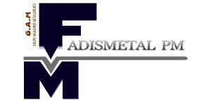 LED5V. Clientes. Empresas Industriales. Logo Marca. AdisMetal