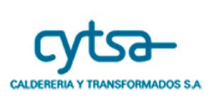 LED5V. Clientes. Empresas Industriales. Logo Marca. Cytsa