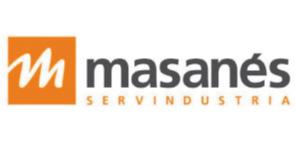 LED5V. Clientes. Empresas Industriales. Logo Marca. Masanés servindustria
